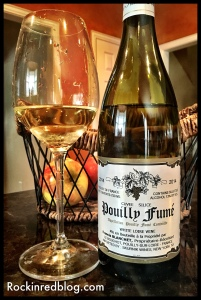 Francis Blanchet Pouilly-Fume 2014 Cuvee Silice