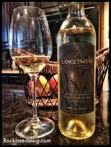 LangeTwins 20014 Sauvignon Blanc