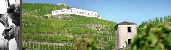 m chapoutier southern rhone vineyards