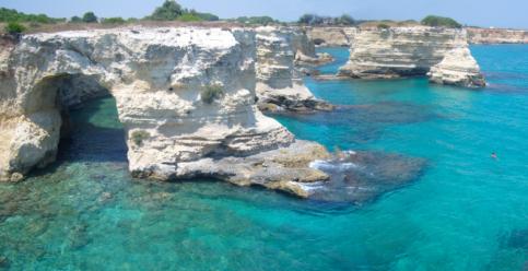 Puglia beaches via italoamericano