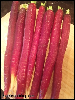 purple carrots OTBN