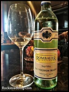 Rombauer 2015 Sauvignon Blanc