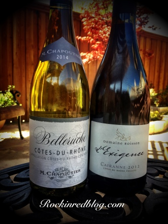 Southern Rhone wines (2)