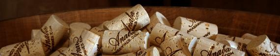 Anaba wine corks