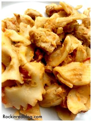 Cajun Chicken Pasta (2)