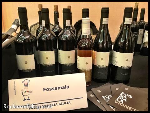 Fossa Malla wines