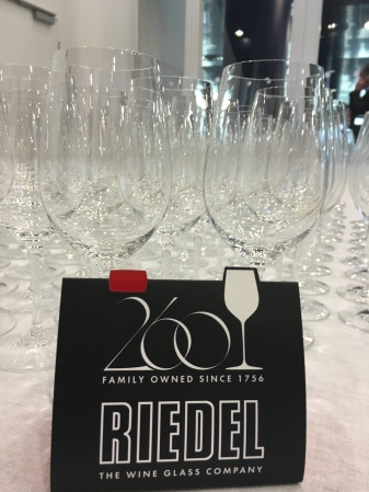 Imagine how many Riedel glasses were used at En Primeur
