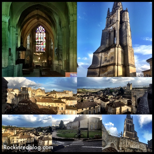 Our 5 minute tour of Saint Emilion