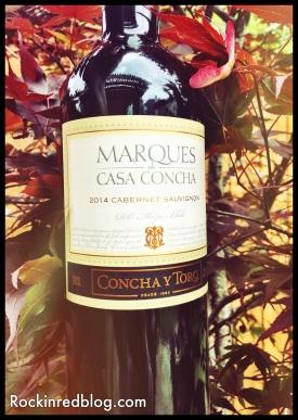 Marques de Casa Cocha 2014 Cabernet Sauvignon
