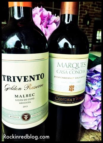 Trivento and Marques Casa Concha