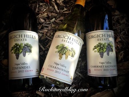 Grgich Hills wines