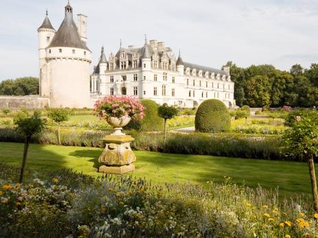 touraine castles loire valley