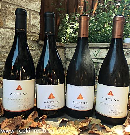 Artesa wines2