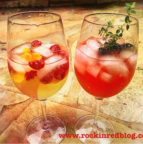 Barefoot wines sparkling cocktails