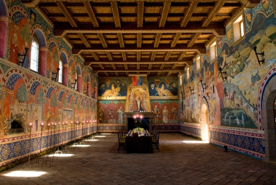 Great Hall via Jim Sullivan