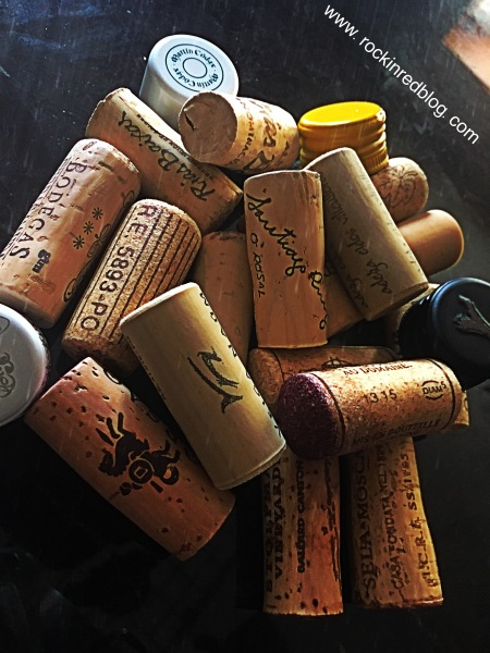 corks and caps - wine closures