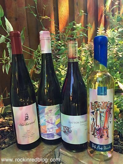 Mokelumne Glen Vineyard wines Lodi