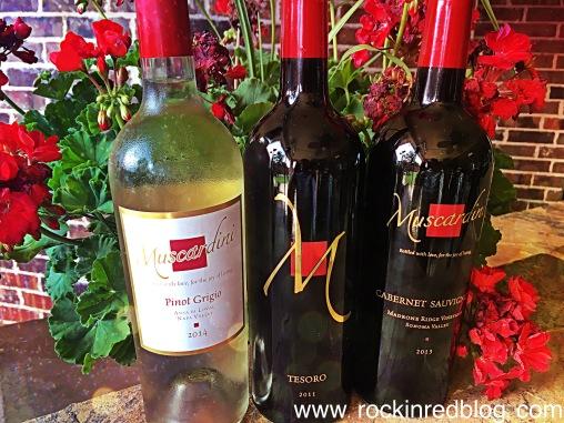 Muscardini wines