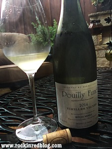 Pouilly Fume Loire Valley