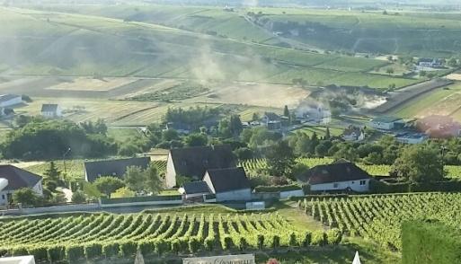 Sancerre Loire Valley vjia sidedish.dmagazine via Hayely Hamilton Cogill
