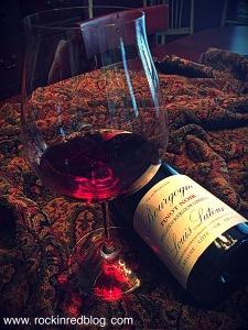 Bastille Day Burgundy