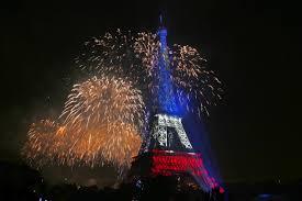 bastille day eiffel tower