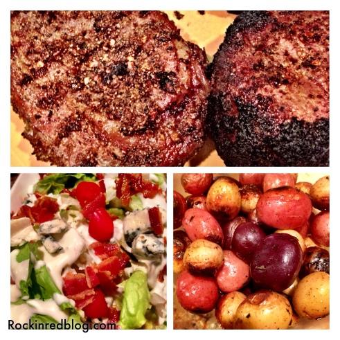 Bordeaux dinner