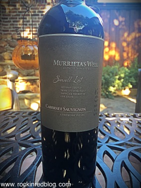 Murrietas Well Cabernet Sauvignon