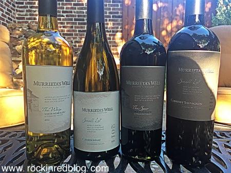 Murrietas Well wines
