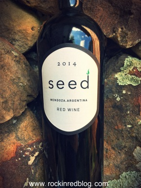 Seed red blend