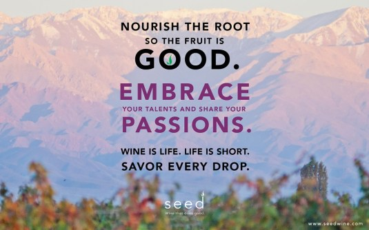 Seed Wine Manifesto