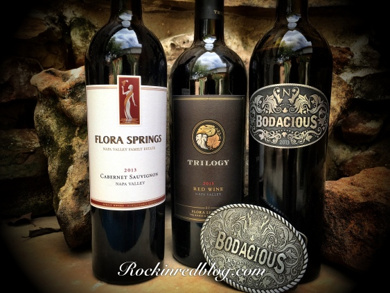 #Cabernet day wines flora springs bodacious