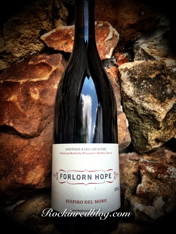 Forlorn hope wine