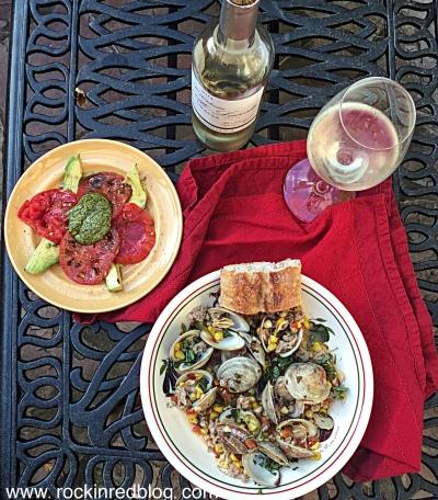 Graves clam dinner