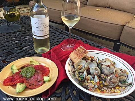 Graves clam dinner2
