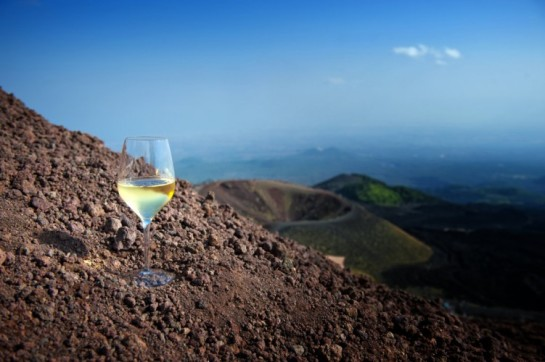 Consorzio di Tutela Soave demonstrates the volcanic nature of Soave wines