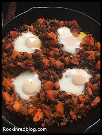 southwest sweet potato hash2