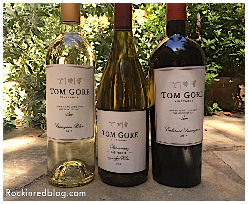Tom Gore wines