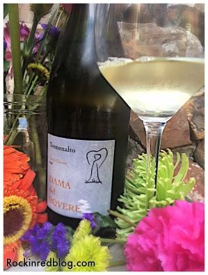 Dama del Rovere Tremenalto Soave wine
