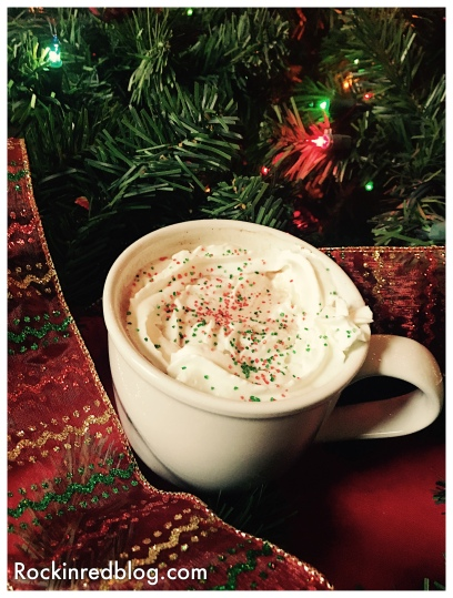 ... grab the tequila and enjoy a warm mug of Tequila Mint Hot Chocolate