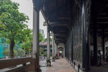 Despite the fact that Shenzhen itself is a very new city, you don't have to go far to be immersed in China's long and incredible history