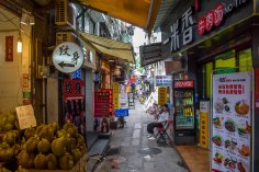 Small alleyways such as this one were my favorite part of being in China; there are so many stories packed into one small space.