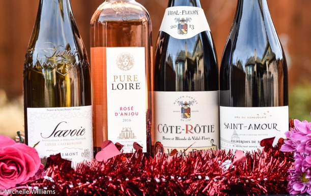 Celebrate La Saint Valentin With French Wine Rockin Red Blog