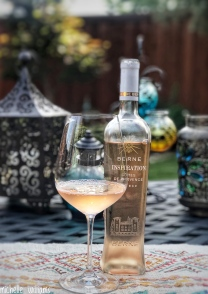 Chateau Berne Inspiration Provence Rose Winophiles