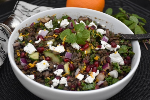 Power Lentil salad4