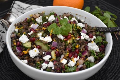 Power Lentil salad4