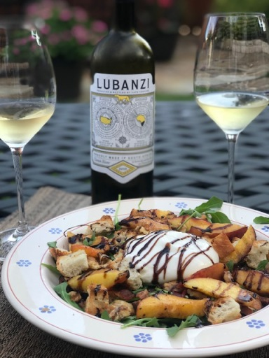 Lubanzi al fresco dinner