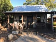 Cotton Gin Village Nueces cabin