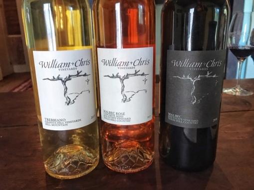 William Chris Vineyards